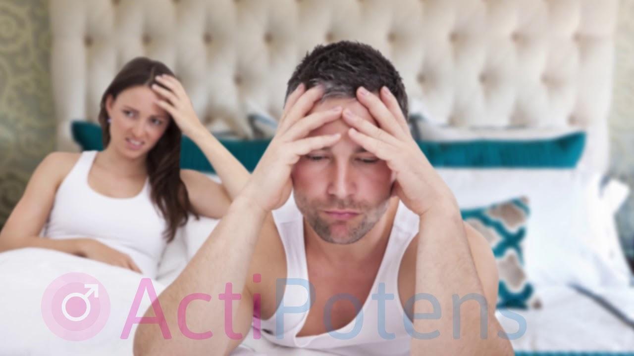 Actipotens - efekty - efekty uboczne - allegro