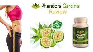 Phendora garcinia - Allegro - producent - krople