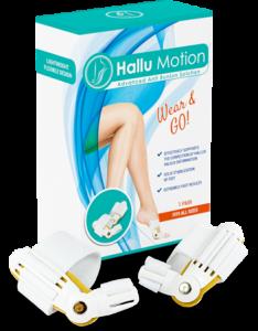 Hallu Motion - jak stosować - efekty - działanie