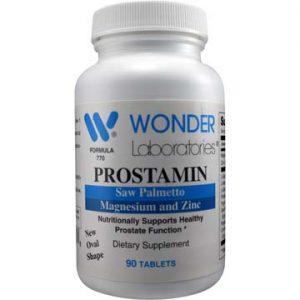 Prostamin- aktywność - forum - kompozycja