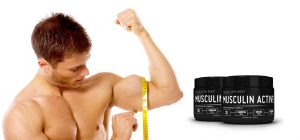 Musculin Active – Efekty – działanie – jak stosować
