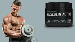 Musculin Active – opinie – forum – skład