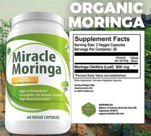 Miracle Moringa - gdzie kupić - skład - efekty