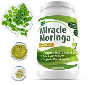 Miracle Moringa - ceneo - jak stosować - działanie