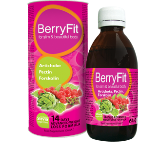 Berryfit - cena