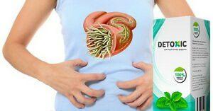 Detoxic - jak stosować - czy warto - skład