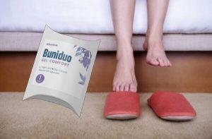 Buniduo Gel Comfort - producent - skład - opinie