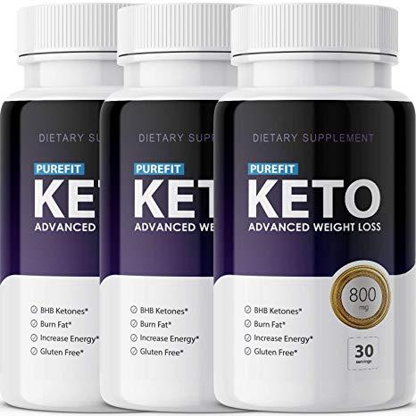 pure fit keto działane
