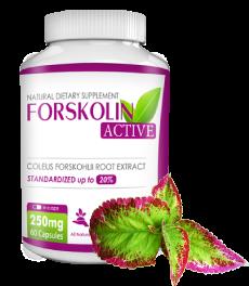 Forskolin Active - jak stosować - producent - skład