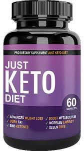 Just Keto Diet - cena - allegro - producent