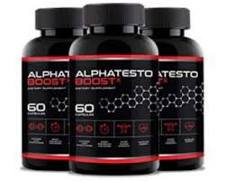 Alpha Testo Boost - producent - cena - opinie