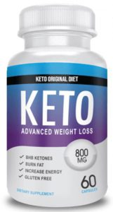 Keto Original Diet - Advanced Weight Loss - do odchudzania - allegro - gdzie kupić - forum
