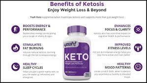 Yeah Keto Diet - do odchudzania - działanie - apteka - producent