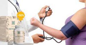 Detonic - na nadciśnienie - jak stosować - działanie - ceneo