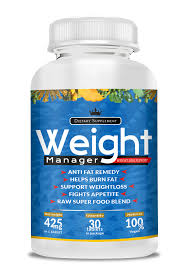 Weight Manager - na odchudzanie - działanie - jak stosować - opinie