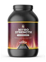 Nitro Strength - muscle supplement – efekty – czy warto – działanie