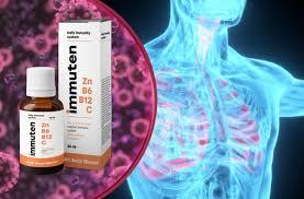 Immuten - środek przeciwwirusowy - sklep - efekty - skład