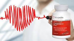 A-cardin - wspomaga pracę serca - opinie - skład - efekty