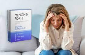 Menomin Forte - pomoc przy menopauzie – jak stosować – forum – działanie